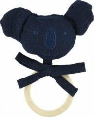 Blauwe Les Reves d' Anais Les Rêves d'Anais bijtring Koala - Bliss Blue