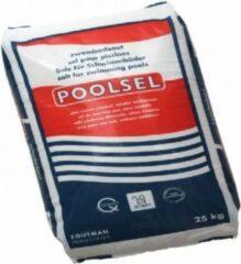 Witte PoolPlaza Zwembadzout 25 kg | Zwembad zout