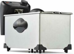 Zilveren Blokker BL-91001 - Frituurpan - 3 liter - RVS