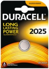 DURACELL Lithium Knopfzelle 'Electronics', 2025, 1er Blister