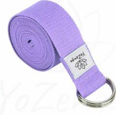 YoZenga yogariem | yogastrap | Lila