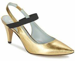 Gouden Pumps Marc Jacobs VALERY