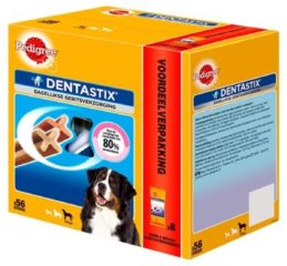 Pedigree Dentastix Multi-Pack - Hondensnacks - Dental 2160 g 56 stuks - Hondenvoer