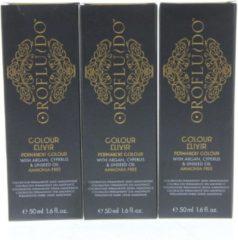 Orofluido Dauerhafte Haarfarbe Farbstoff Elixir