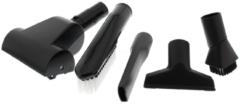 Scanpart auto reinigingsset 32+35mm Stofzuiger accessoire Zwart