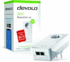 Devolo WiFi Repeater+ ac 1200 Mbit/s Netwerkrepeater Wit