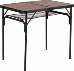 Zwarte Bo-Camp Industrial - Tafel - Decatur - 90x60 cm