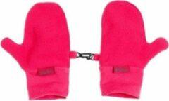 Playshoes Winterwanten Junior Fleece Roze Maat 1