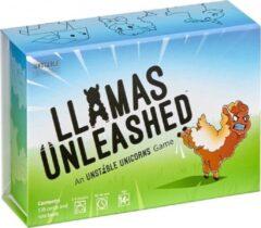 Breaking Games Llamas Unleashed - Engelstalig Kaartspel