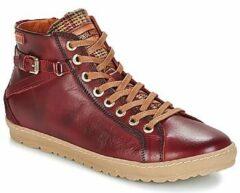 Bordeauxrode Sneakers Lagos 901-7312 by Pikolinos