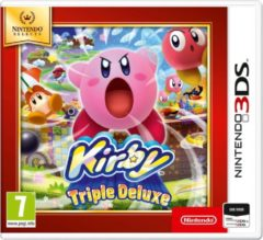 Kirby: Triple Deluxe - Nintendo Selects - 2DS + 3DS