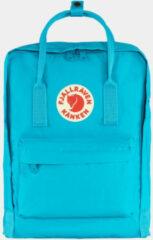 Blauwe Fjällräven Fjallraven Kanken Rugzak deep turqoise backpack