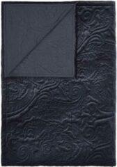 ESSENZA Roeby Sprei Nachtblauw - 220x265 cm