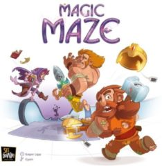 Asmodee Magic Maze Game