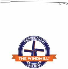 Roestvrijstalen Windmill Firepit sitck 960mm - Kookartikel - RVS - Small