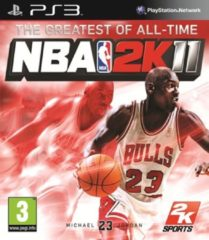 Take Two Nba 2K11
