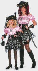 Gele Piraten jurk voor dames 40 (l)