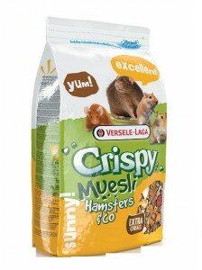 Afbeelding van Versele-Laga Crispy Muesli Hamsters & Co - Hamstervoer - 2.75 kg