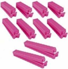 Metaltex Vershoudclips Roze 10 Stuks