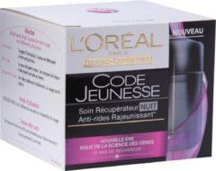 L'Oréal Paris L'Oréal Paris Dermo Expertise Youth Code- 50 ml - Nachtcrème