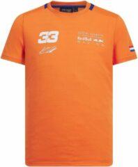 Oranje Red Bull Racing Verstappen Sportswear Tee