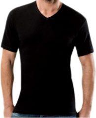 Bonanza T-shirt - V-hals - Zwart - Maat M-L