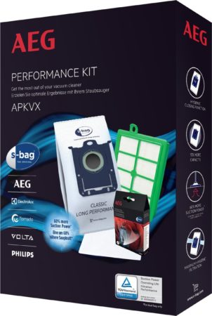 Afbeelding van AEG Stofzuigerzakken S-bag Kit ASRK1