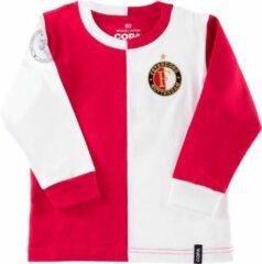 Rode Feyenoord Baby T-shirt 86