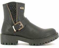 Zwarte Laarzen Lulu LL120008S