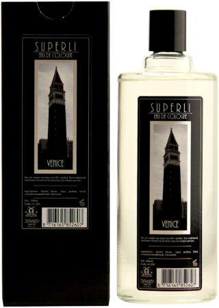 Afbeelding van Superli - Venice - Eau de Cologne - 250 ml