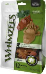Whimzees Krokodil Stazak - Hondensnacks - Dental 12x7.6 cm 12 stuks Medium
