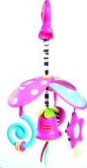 Roze Tiny Love Mini-Mobiel voor op stap Tiny Princess