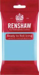 Renshaw Rolfondant Pro - Baby Blauw - 250g