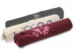 Yogatasche Basic - Zip - Cotton - Art Collection - 65 Cm Yogistar OM - choco