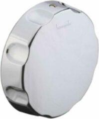 Hansgrohe Flexaplus knop/danser badafvoer chroom 96083000