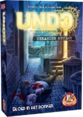 Blauwe White Goblin Games Undo: Bloed in het donker