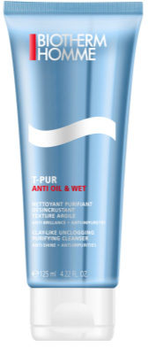 Afbeelding van Biotherm T-Pur Anti Oil & Wet - Clay Like Unclogging Purifying Cleaner Reinigingsgel 125 ml
