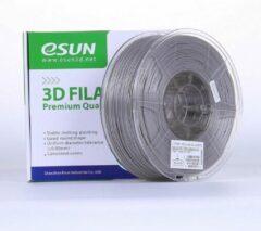 Zilveren ESUN 1.75mm solid silver petg filament