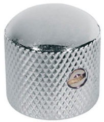 Boston KCH-220 Dome Knob, Metal potmeterknop