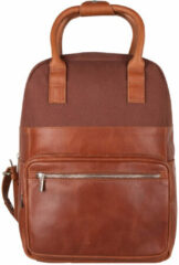 Cowboysbag Rocket Backpack 13 inch cognac backpack
