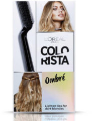 Bruine L'Oréal Paris Coloration Colorista permanente haarkleuring - ombré