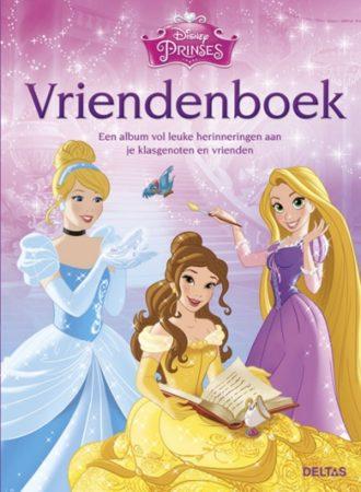 Afbeelding van Disney Prinses vriendenboek - Boek Disney Pixar (9044742191)