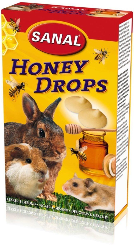 Afbeelding van Sanal honing druppels voor knaagdieren