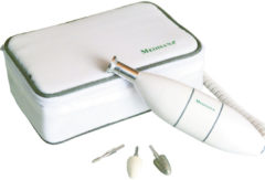 Witte Medisana manicure-/pedicureapparaat MPS M 85126