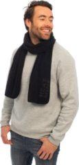 Heat Keeper Thermo fleece heren sjaal zwart - One size