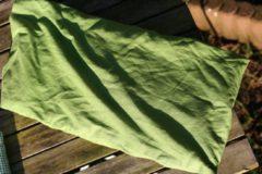 Entspannen feel calm and complete Kersenpit en Druivenpit large Rectangle kussen
