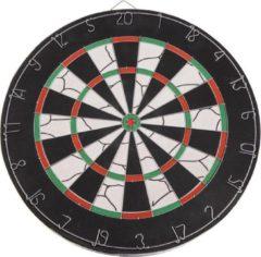 Merkloos / Sans marque SportX Dartbord 45 cm met 6 Darts