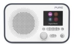 Pure Elan BT3 Digitalradio mit UKW blau