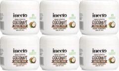 Inecto Coconut Moisture Cream 6 pak