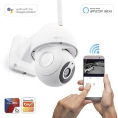 Caliber Audio Technology HWC403PT IP Bewakingscamera WiFi 1920 x 1080 pix